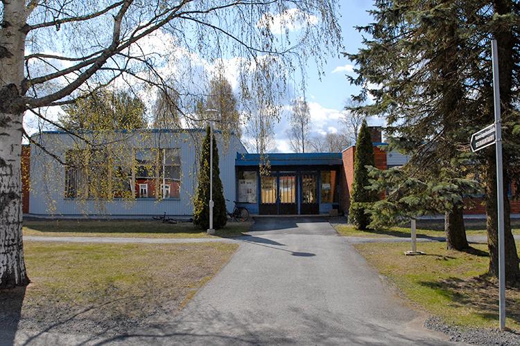 Nurmon seurakuntatoimisto