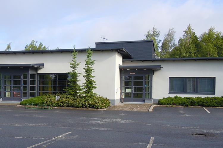 Peräseinäjoen seurakuntatoimisto