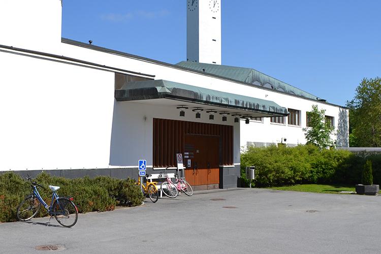 Seinäjoen seurakuntakeskus