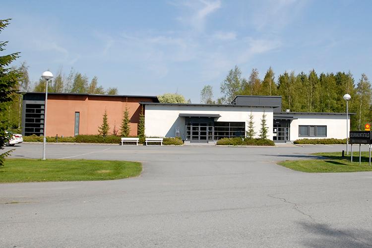 Peräseinäjoen seurakuntatalo